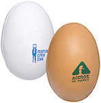 Egg Stress Balls